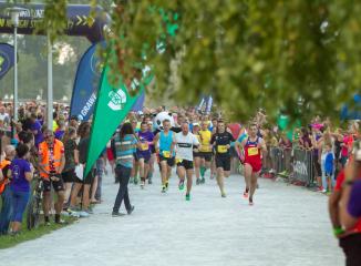 GRAWE Night Marathon Zagreb