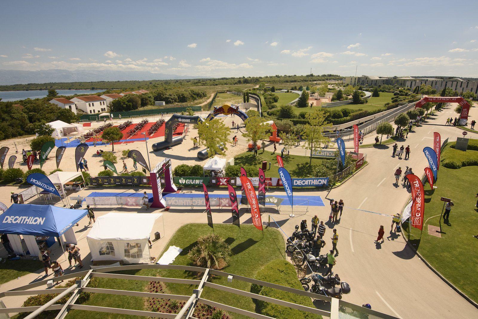 Falkensteiner Punta Skala Triathlon - triathlon in Adriatic