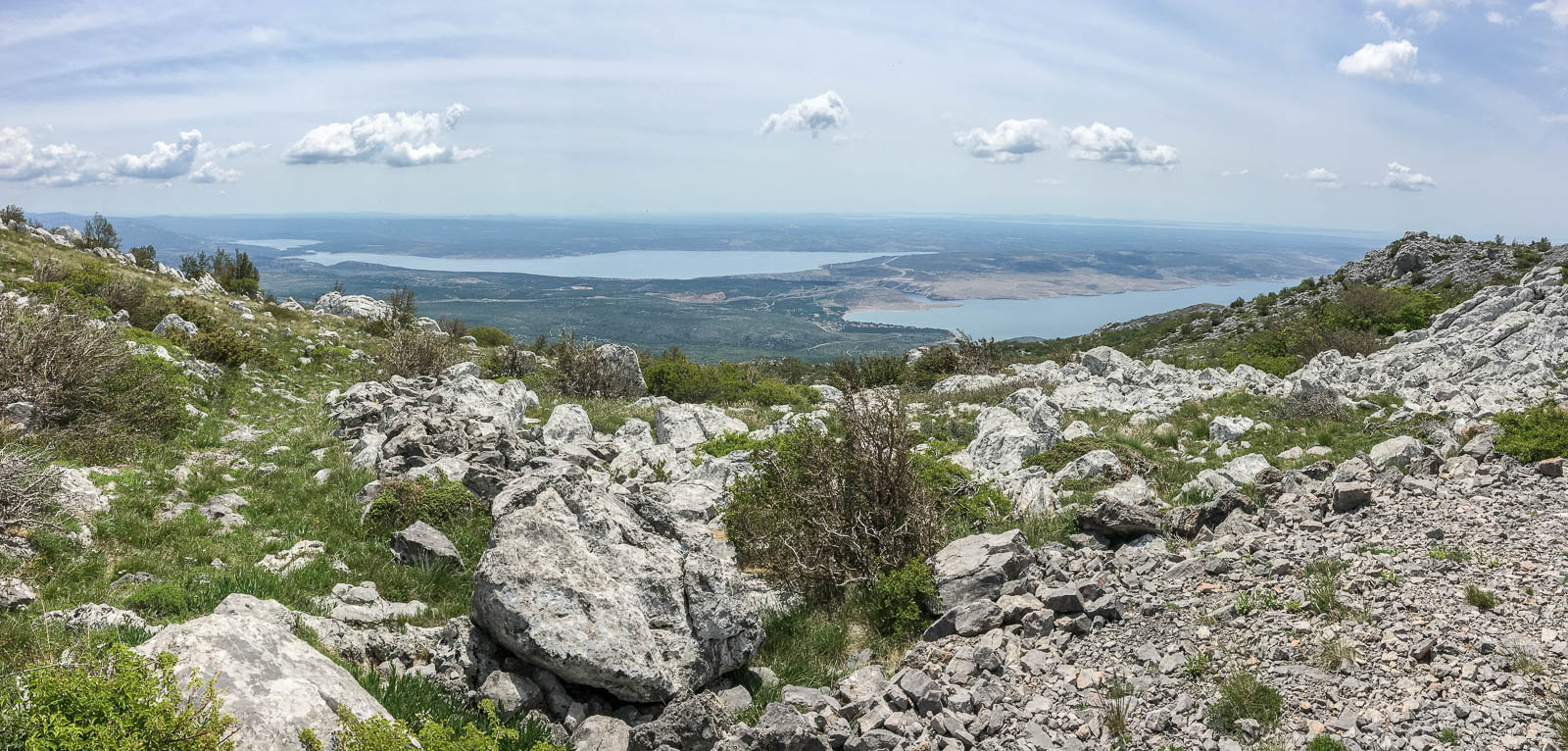 Majstorska cesta - A panoramic gravel road through some of